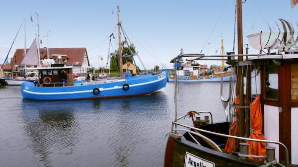 Här är fisketraditionen fortfarande stark.
