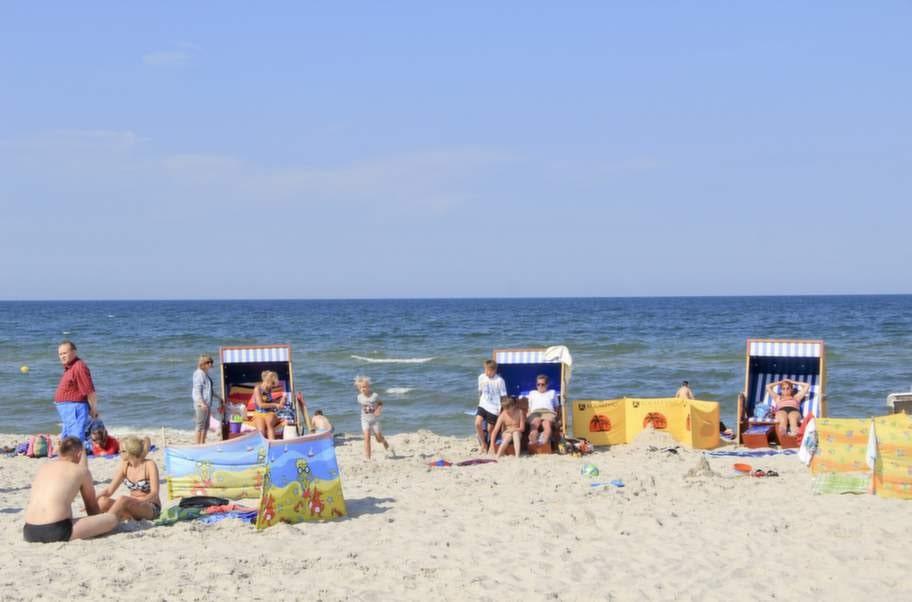 Strandmys i Jastarnia.