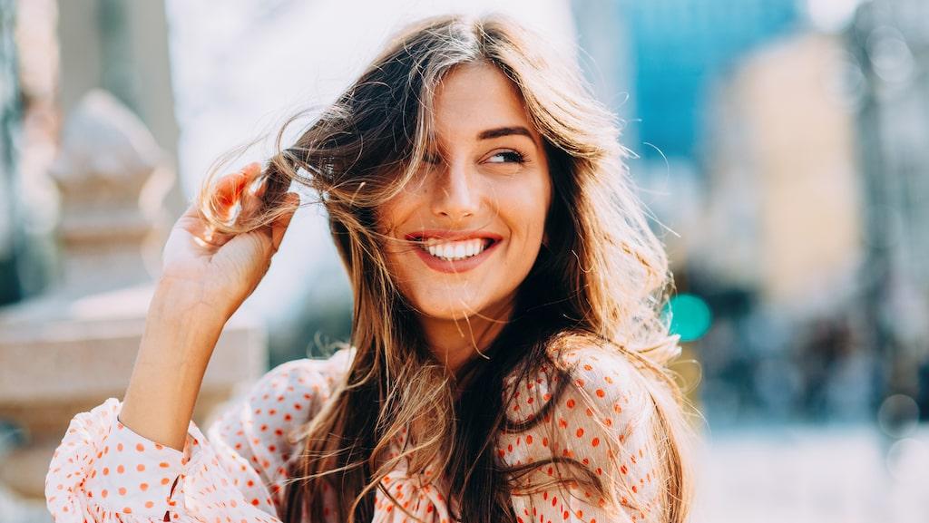 Var uppmärksam på hur ditt hår beter sig. Det kan avslöja en hel del om hur din kropp mår.