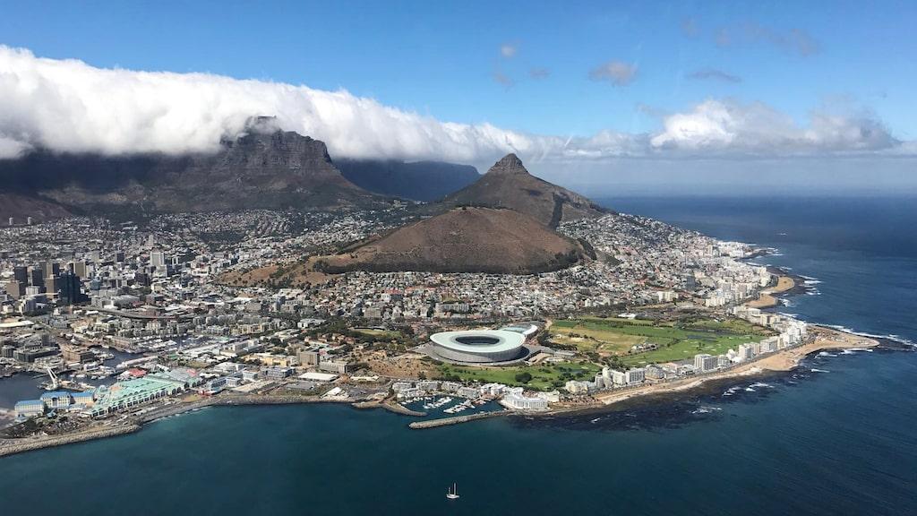 Kapstaden bjuder på kultur, natur, shopping och äventyr.