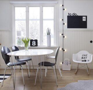 Populära Se det grafiskt stilrena hemmet!   Leva & bo   Expressen AE-73