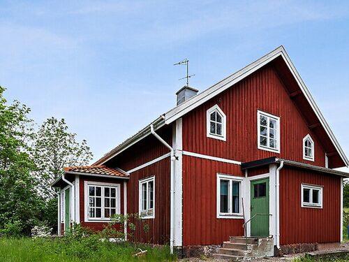 Sekelskiftestorp i Tystberga för 950 000 kronor.