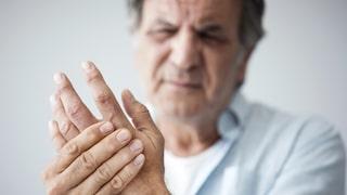 stickningar i handen stress