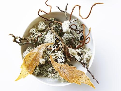Restaurant Geranium fick nyligen sin tredje Michelin-stjärna.