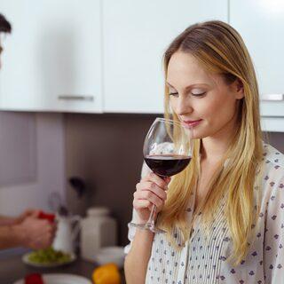 farligt att dricka gammalt vin