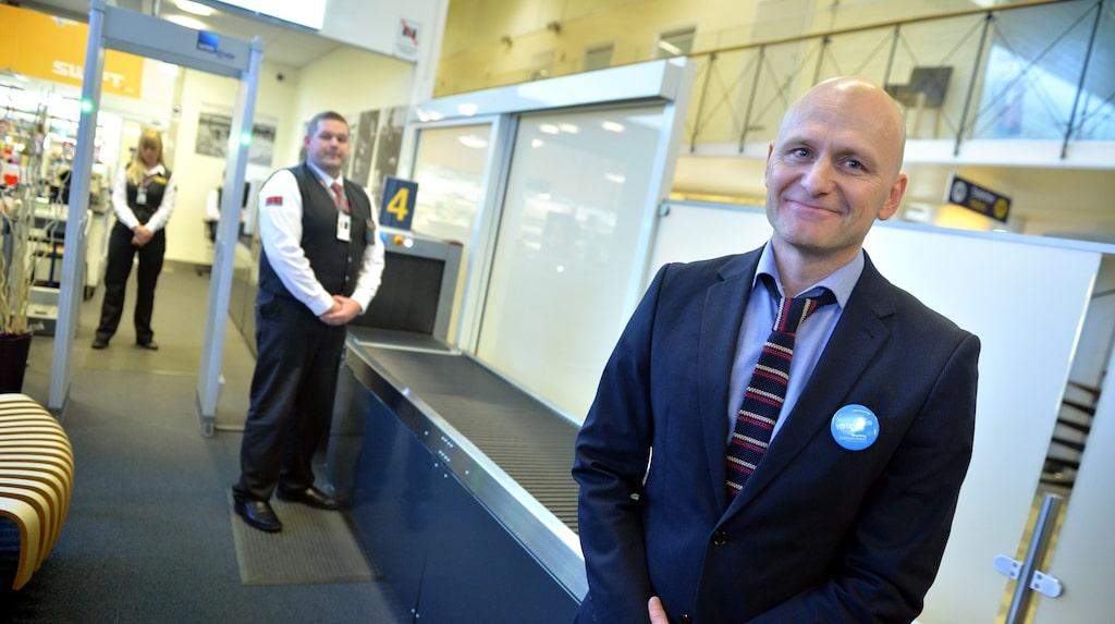 Så blir det smidigare för dig på flygplatsen – Arlandachefen Peder Grunditz tipsar.