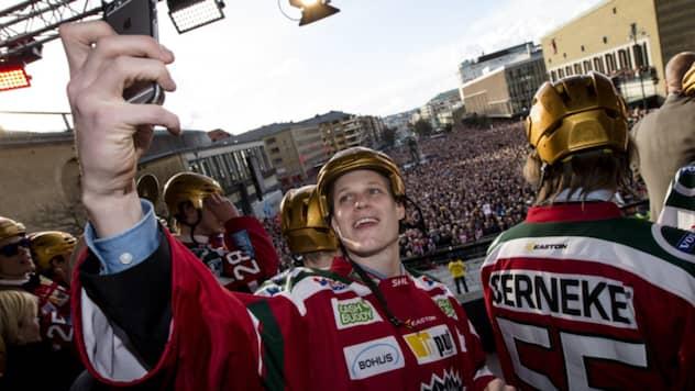 Lasse Johansson på väg att lämna Frölunda för Chicago
