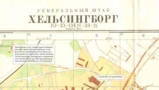 Har Ar Sovjets Kartor I Detalj Over Sverige Inloggad Expressen