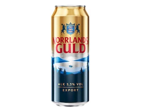 Norrlands Guld toppar öllistan.