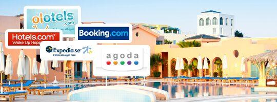 Allt om Resor har undersökt vilken hotellsajt som erbjuder de lägsta priserna och bästa villkoren.