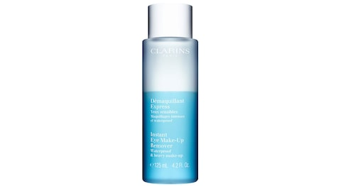 Instant eye make-up remover waterproof, Clarins