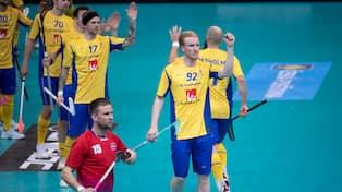 Sverige pekas ut som nasta mal