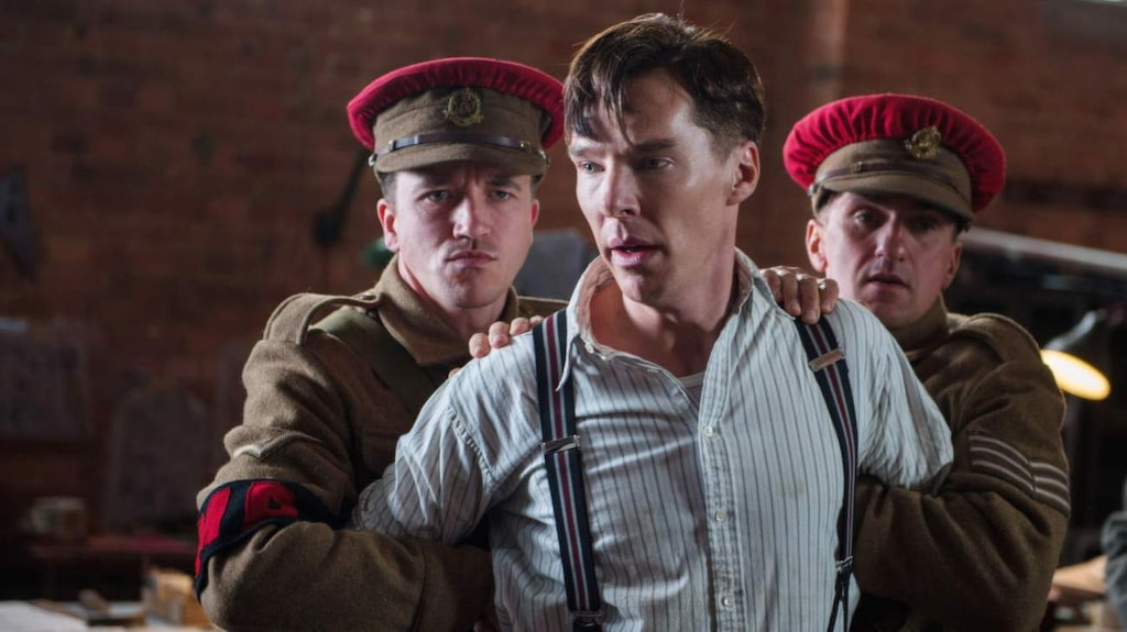 """The Imitation Game"" har premiär 16 januari."