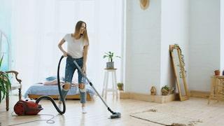 Därför ska du dammsuga med en toarulle | Leva & bo
