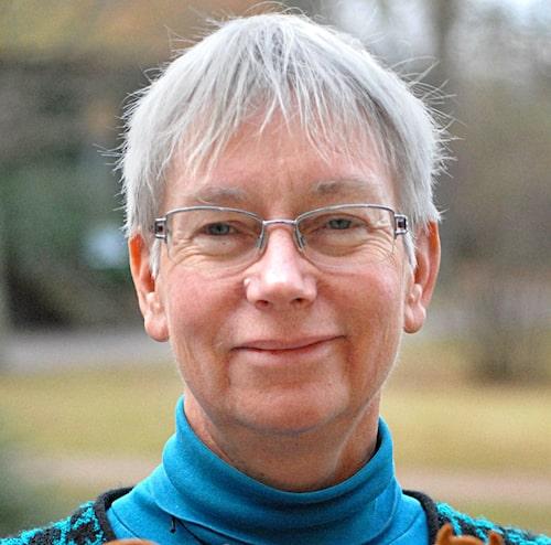 """""""De äter en del insekter och kvalster som kan skada det vi odlar i trädgården"""", säger Johanna Jansson, rådgivare för växtskydd på Jordbruksverket."""