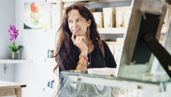 Malin Berghagen äter gärna rawfood eller ayurvediskt.