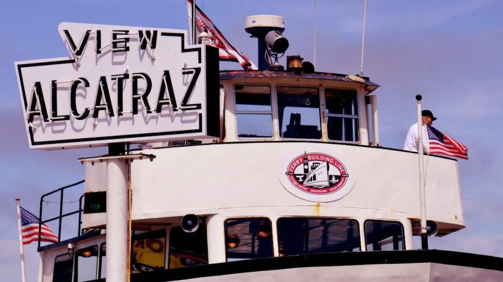 Det första viktigaste tipset om att åka till Alcatraz är att biljetterna tar slut väldigt fort.