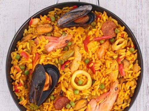I Ciudad Jardin finns öns bästa arroz negra.