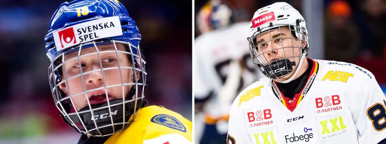 Så rankas svenskarna inför NHL-draften