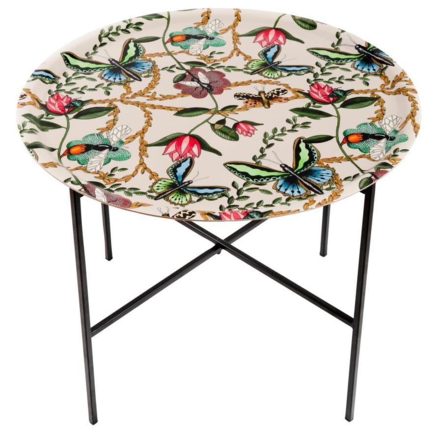 9. Brickbord med skönt mönster, 45 centimeter i diameter, 1 295 kronor, nadjawedin.se.