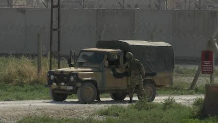 Turkisk Trupp Har Gatt Over Gransen Till Syrien