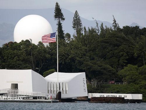 Pearl Harbor är ett av USA:s populäraste museum.
