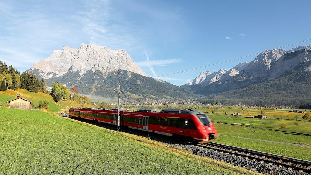 Fokus är resor genom europeiska länder som Österrike.
