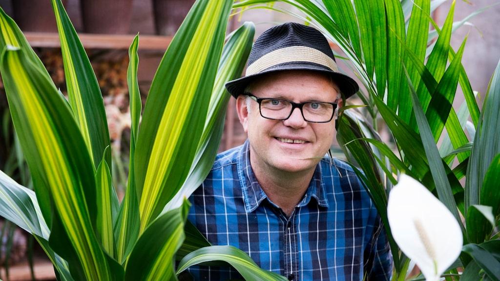 """""""Det viktigaste man kan göra är att se till att man har bra jord"""", säger trädgårdsmästaren Bosse Rappne, som ger fler tips här nedan."""
