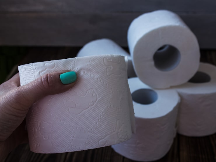 I testet hittar vi både papper som är gjort återvunnet material och av nyfiber, och alla sorter är Svanen-märkta.