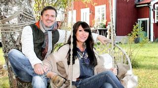 Andreas och Åsa renoverade sagolikt torp från | Leva & bo