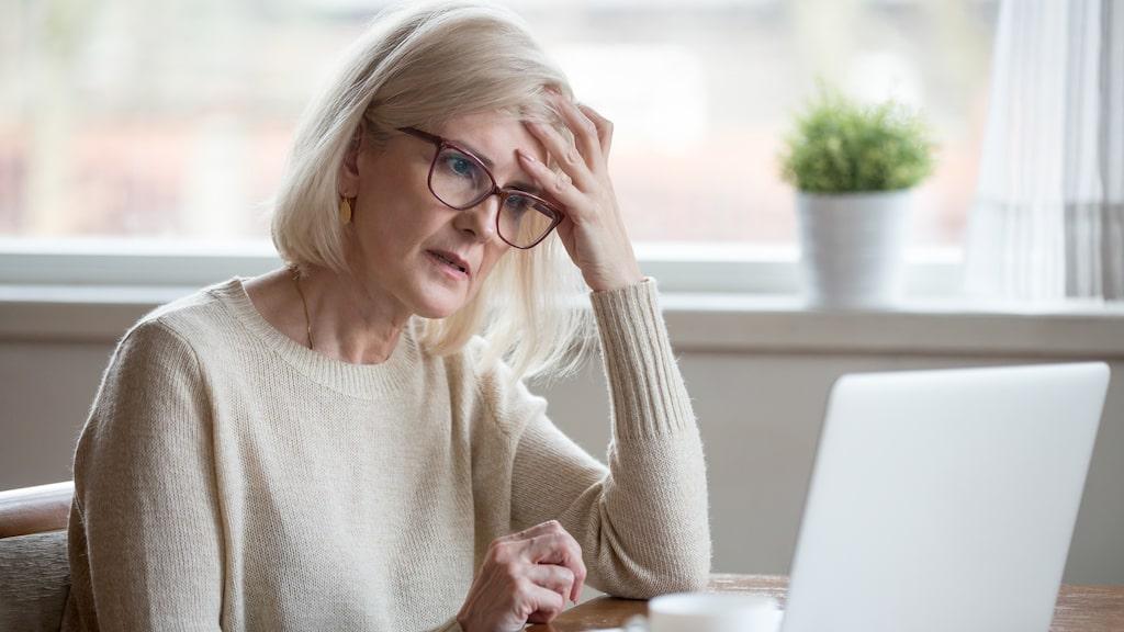 När vi blir äldre styvnar våra blodkärl vilket leder till sämre minne.
