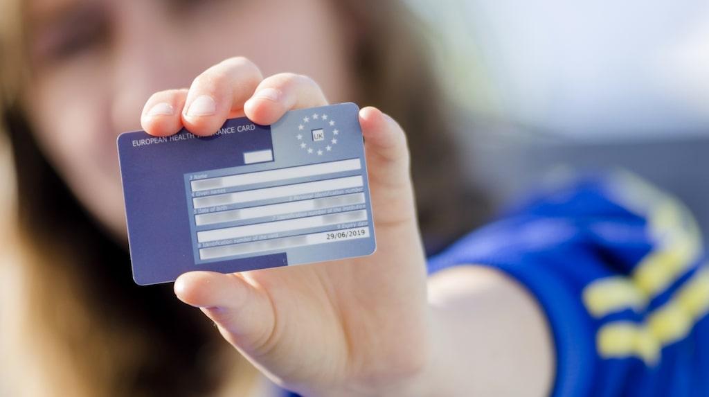Det blå EU-kortet fungerar inte alltid om du blir sjuk i Spanien.