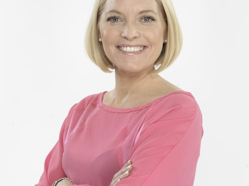 Sofia Antonsson är dietist.