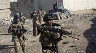 Elitsoldater drogade irakiska fangar
