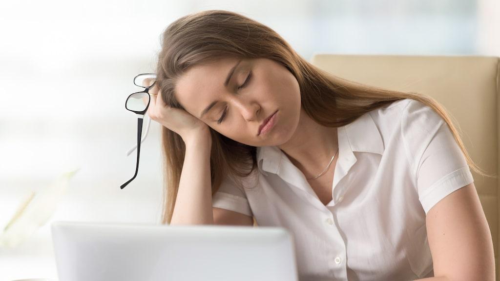 En stark varningssignal är när tröttheten inte bara är fysiskt, utan även känslomässig.