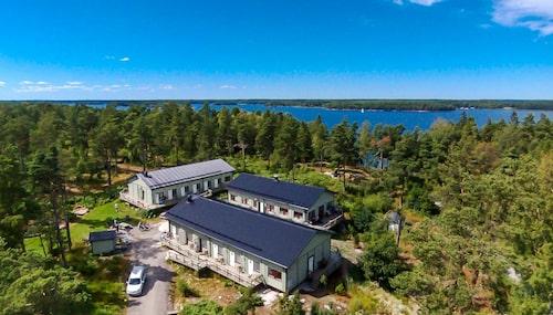 Nära havet – Svartsö skärgårdshotell & vandrarhem.