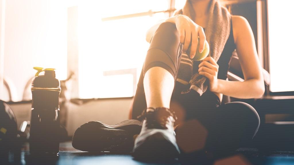 Vad och hur ska man äta när man tränar?