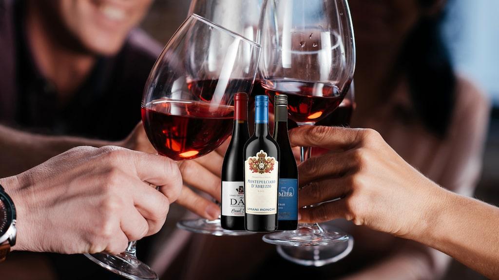 Allt om Vins skribent Gunilla Hultgren Karell tipsar om prisvärda och billiga viner på Systembolaget.
