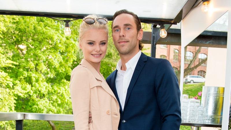 Ellinor är känd från tv-programmet Top Model och Jimmy från extremsportgruppen Rackartygarna.