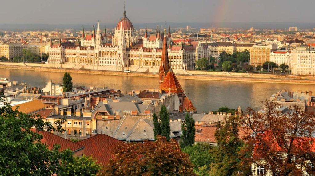 <p>Som resmål är Budapest rena fyndet.</p>