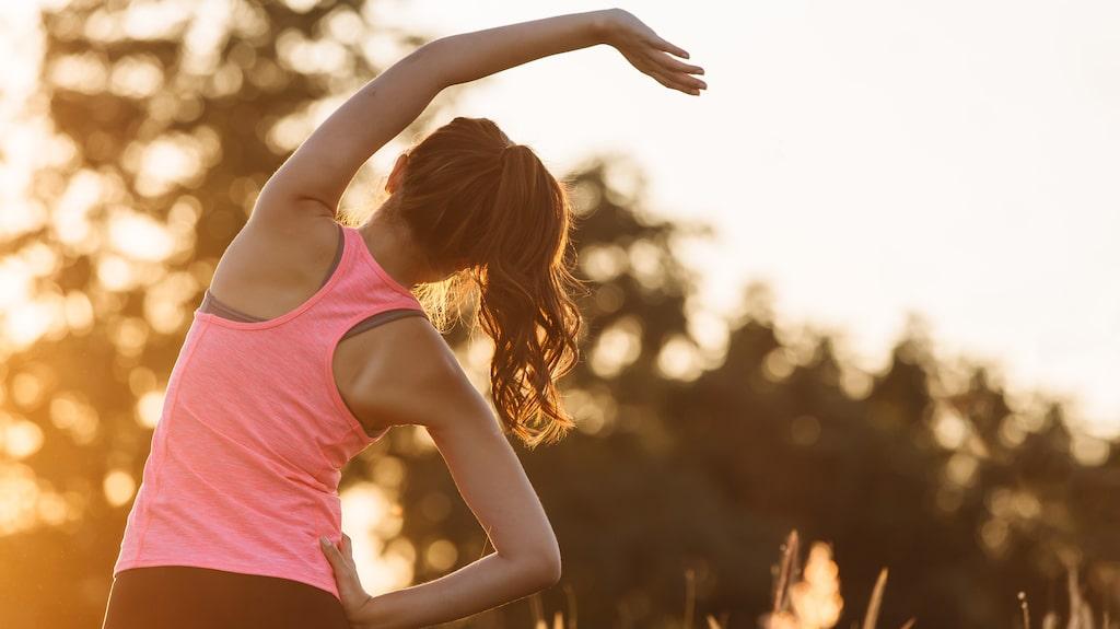 Kom ihåg att börja lugnt som uppvärmning – och öka sedan tempot!
