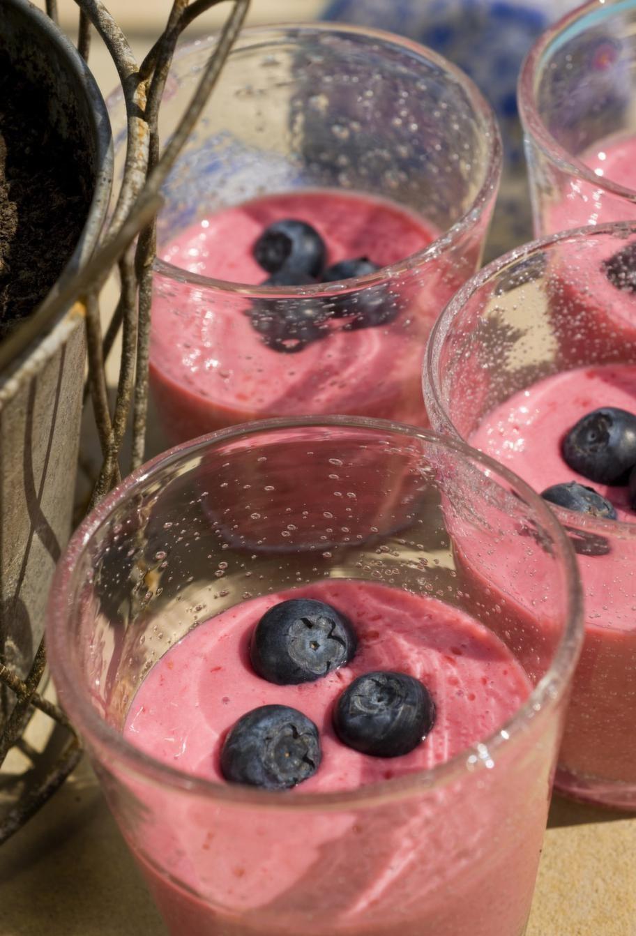 Blåbär<br>Serveringstips: Blåbär med mjölk, blåbärspaj eller smoothie med blåbär.