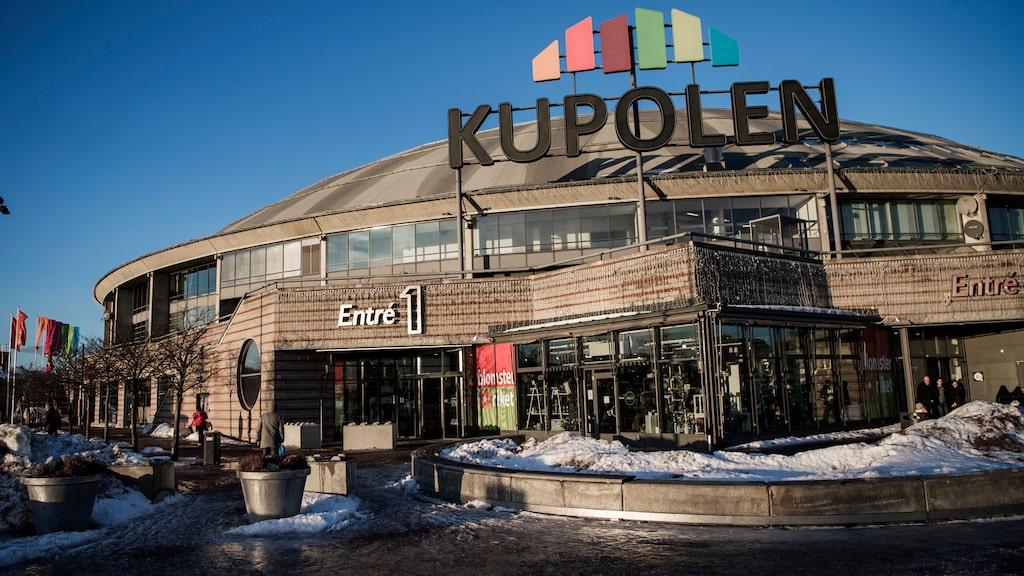 Gallerian Kupolen i Borlänge – Sveriges fulaste stad.