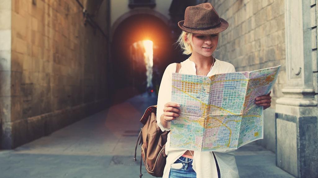 Packa lätt i en smart och snygg weekendbag.