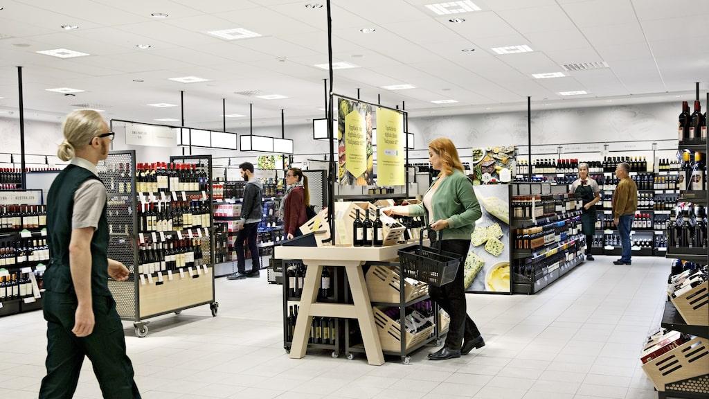 Systembolagets nya beställningstjänst testas i utvalda butiker.