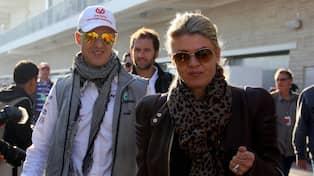 Schumacher en segrare i sorg