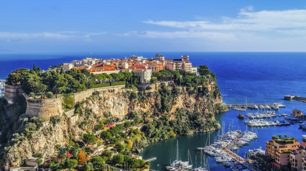 <p>Till Monte Carlo längs Cote d'Azur finns cab-vänliga vägar.</p>