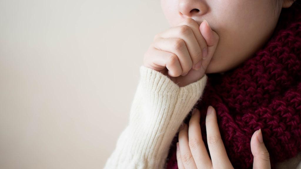 Svenska forskare har tittat närmare på exakt vad som händer i kroppen när vi får slemhosta.