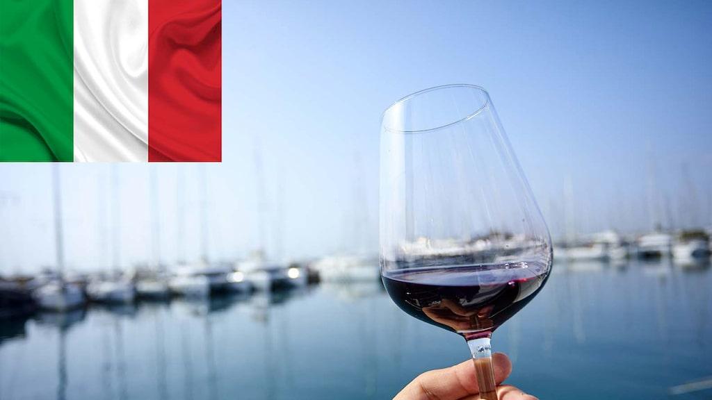 Italienska viner är omtyckta i Sverige men här får du tips på fem viner som är riktigt populära i Allt om Vins provningsgrupp.