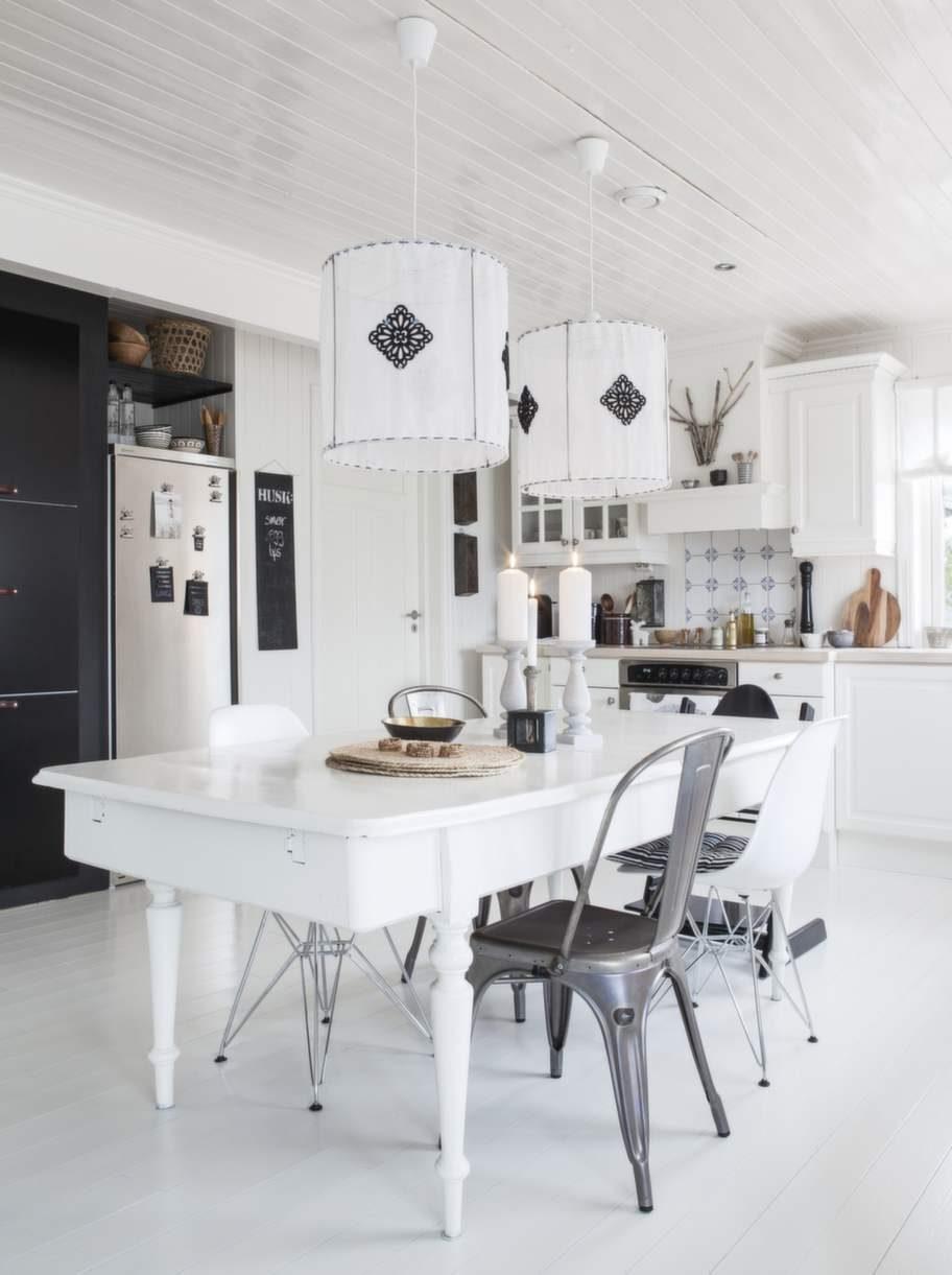 I köket finns många energitjuvar. En ny kyl och frys kan spara in hundralappar per år.
